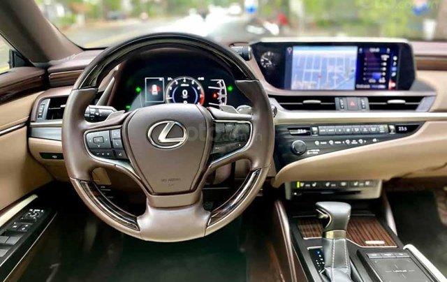 Bán Lexus ES 250 sản xuất 2019, màu xanh lam, nhập khẩu2