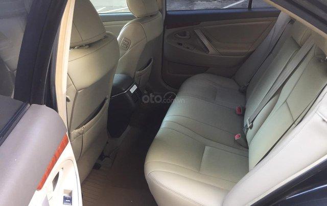 Cần bán xe Toyota Camry 2.4G 2008, màu đen tại, HCM công ty XHĐ đi 125.000km - Xe chất, giá tốt7