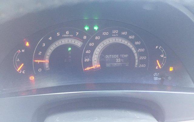 Cần bán xe Toyota Camry 2.4G 2008, màu đen tại, HCM công ty XHĐ đi 125.000km - Xe chất, giá tốt9