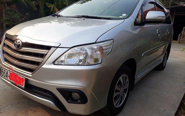 Cần bán xe Toyota Innova sản xuất năm 2016, giá 510tr0