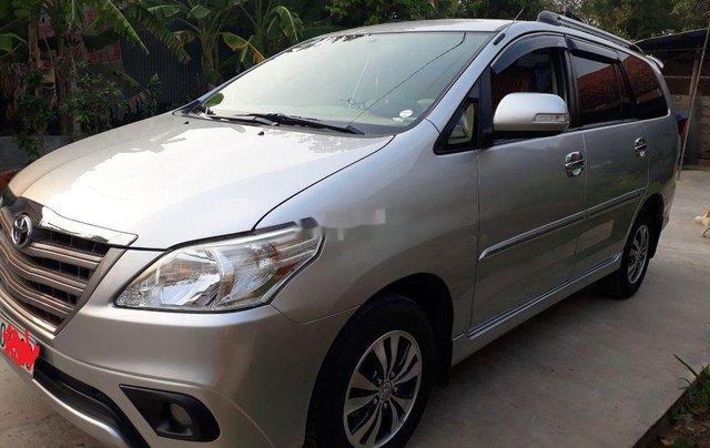 Cần bán xe Toyota Innova sản xuất năm 2016, giá 510tr3