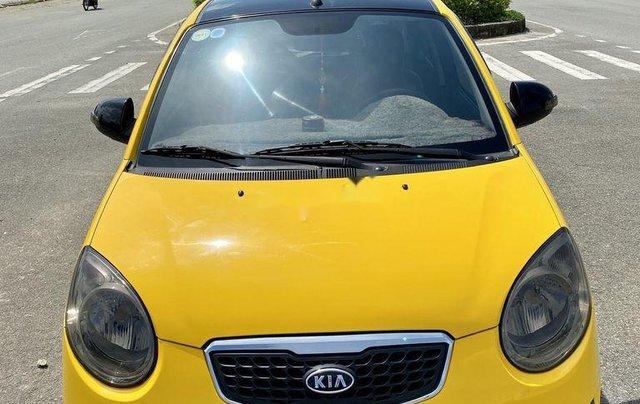 Cần bán xe Kia Morning năm sản xuất 2009, xe nhập còn mới giá cạnh tranh0