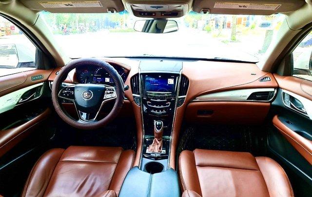 Cadillac CTS Luxury 2.0 nhập Mỹ 2015, loại cao cấp, full đồ chơi, màn hình cảm ứng, chìa khóa thông minh, nội thất sang trọng1