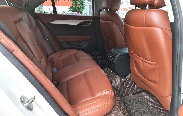 Cadillac CTS Luxury 2.0 nhập Mỹ 2015, loại cao cấp, full đồ chơi, màn hình cảm ứng, chìa khóa thông minh, nội thất sang trọng6