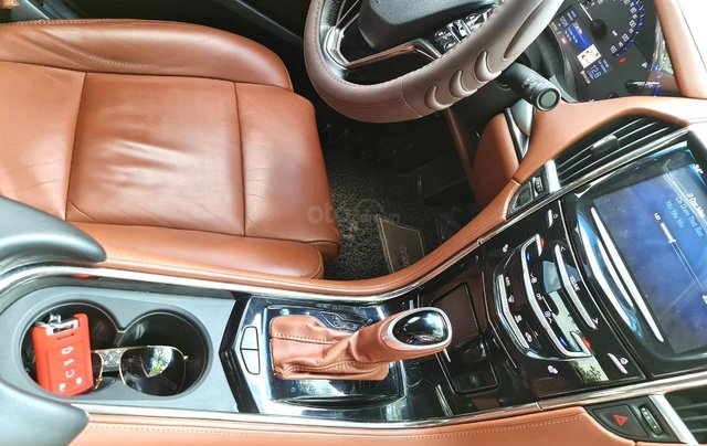 Cadillac CTS Luxury 2.0 nhập Mỹ 2015, loại cao cấp, full đồ chơi, màn hình cảm ứng, chìa khóa thông minh, nội thất sang trọng7