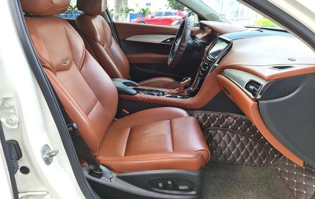Cadillac CTS Luxury 2.0 nhập Mỹ 2015, loại cao cấp, full đồ chơi, màn hình cảm ứng, chìa khóa thông minh, nội thất sang trọng9