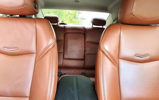 Cadillac CTS Luxury 2.0 nhập Mỹ 2015, loại cao cấp, full đồ chơi, màn hình cảm ứng, chìa khóa thông minh, nội thất sang trọng10