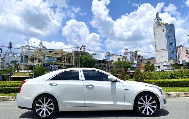 Cadillac CTS Luxury 2.0 nhập Mỹ 2015, loại cao cấp, full đồ chơi, màn hình cảm ứng, chìa khóa thông minh, nội thất sang trọng11