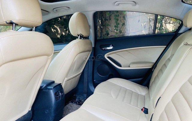 Xe Kia Cerato đăng ký lần đầu 2017, màu đen, xe nhập, giá tốt 525 triệu đồng4