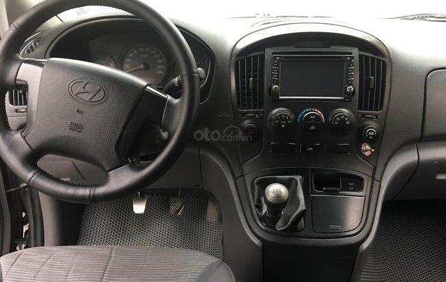 Bán xe Hyundai Grand Starex sản xuất 2008, máy dầu, 7 chỗ không liên hạn7