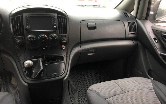 Bán xe Hyundai Grand Starex sản xuất 2008, máy dầu, 7 chỗ không liên hạn8
