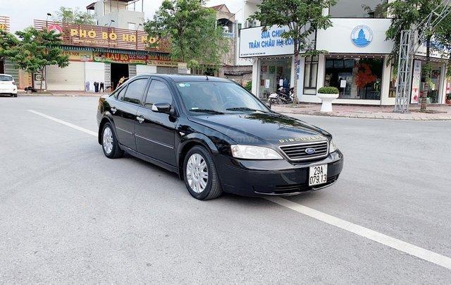 Cần bán Ford Mondeo 2003, đẹp mọi góc nhìn1