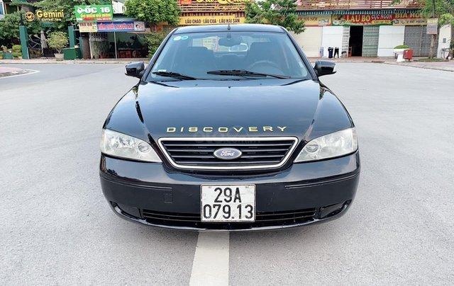 Cần bán Ford Mondeo 2003, đẹp mọi góc nhìn0