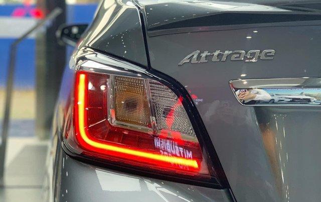 Bán xe Mitsubishi Attrage 2020 mới, giá hỗ trợ thuế trước bạ siêu hấp dẫn trong tháng 112
