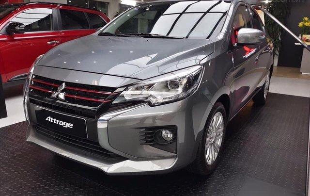 Bán xe Mitsubishi Attrage 2020 mới, giá hỗ trợ thuế trước bạ siêu hấp dẫn trong tháng 110
