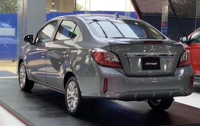 Bán xe Mitsubishi Attrage 2020 mới, giá hỗ trợ thuế trước bạ siêu hấp dẫn trong tháng 116