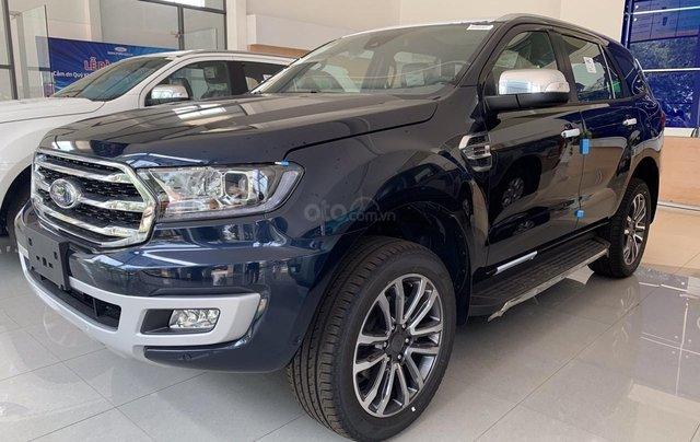 Ford Everest Titanium 4x4 2020, ưu đãi 90 triệu tiền mặt - phụ kiện0