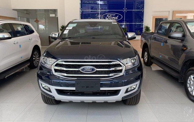Ford Everest Titanium 4x4 2020, ưu đãi 90 triệu tiền mặt - phụ kiện8