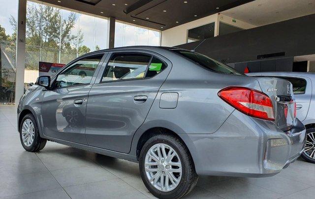 Mitsubishi Attrage nhập khẩu Thái Lan, tặng 50% trước bạ, đặt xe sớm nhận ưu đãi khủng1