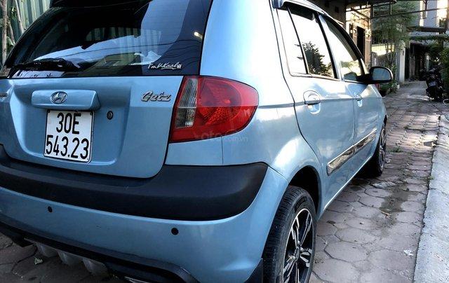 Cần bán gấp Hyundai Getz năm 2010, màu xanh xe gia đình giá chỉ 170 triệu đồng0