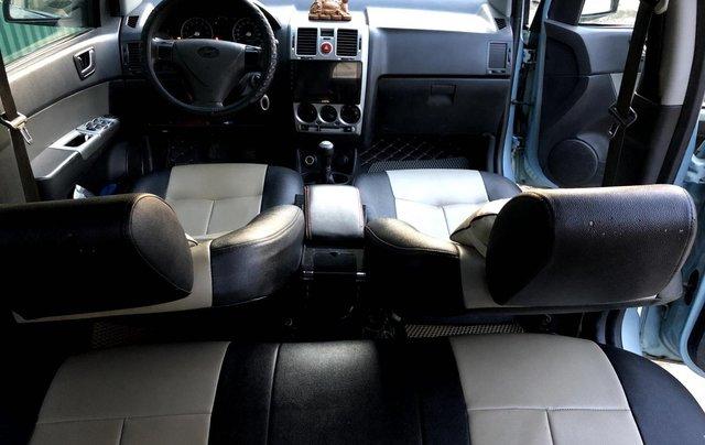 Cần bán gấp Hyundai Getz năm 2010, màu xanh xe gia đình giá chỉ 170 triệu đồng1