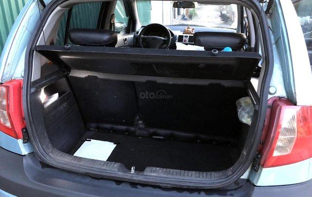 Cần bán gấp Hyundai Getz năm 2010, màu xanh xe gia đình giá chỉ 170 triệu đồng4