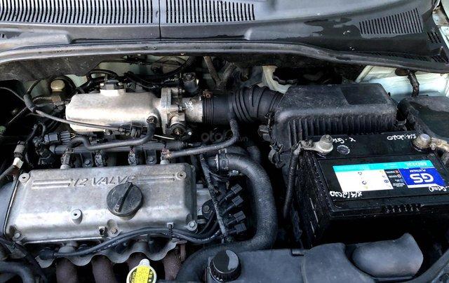 Cần bán gấp Hyundai Getz năm 2010, màu xanh xe gia đình giá chỉ 170 triệu đồng5