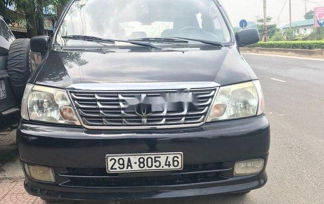 Cần bán lại xe nhập khẩu Trung Quốc đời 2007, màu đen, giá chỉ 98 triệu0