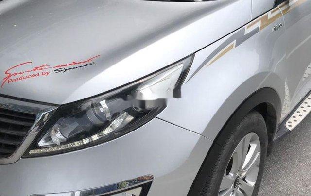 Xe Kia Sportage sản xuất năm 2011, nhập khẩu còn mới1