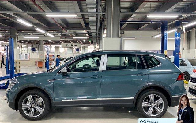 Khuyến mãi giá tốt Tháng 9/2020 cho Tiguan luxury S màu xanh Petro - Phiên bản full option6