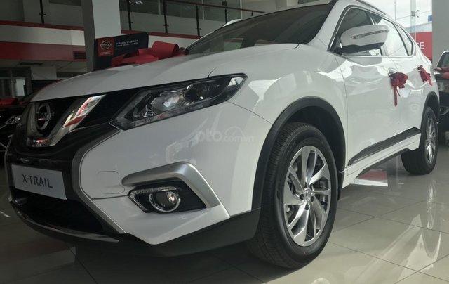 Bán Nissan X Trail 2020, máy xăng màu trắng giá chỉ 933 triệu6