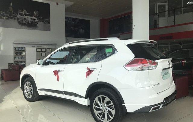 Bán Nissan X Trail 2020, máy xăng màu trắng giá chỉ 933 triệu7