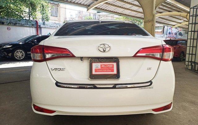 Vios E 2019, xe chạy tiết kiệm nhiên liệu, cần bán gấp4