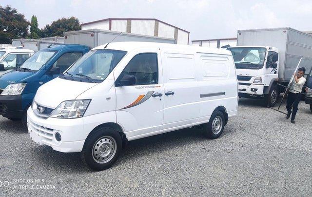 Giá xe Thaco tải Van 2 chỗ và 5 chỗ Trường Hải ở Hà Nội0