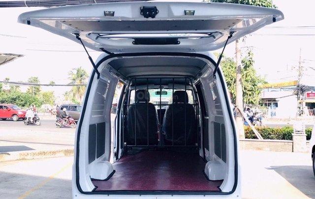 Giá xe Thaco tải Van 2 chỗ và 5 chỗ Trường Hải ở Hà Nội2