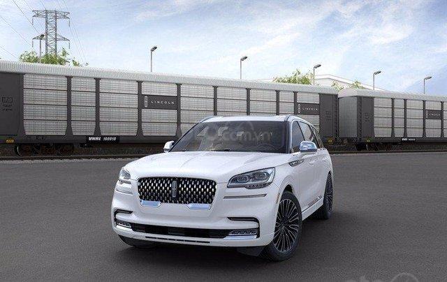 Bán Lincoln Aviator Black Label đời 2021, xe mới 100%1