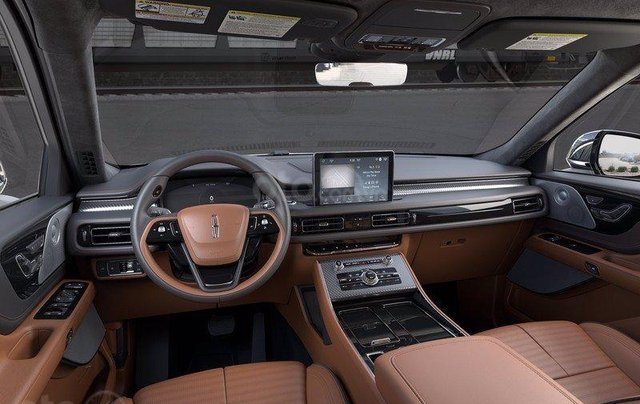Bán Lincoln Aviator Black Label đời 2021, xe mới 100%8