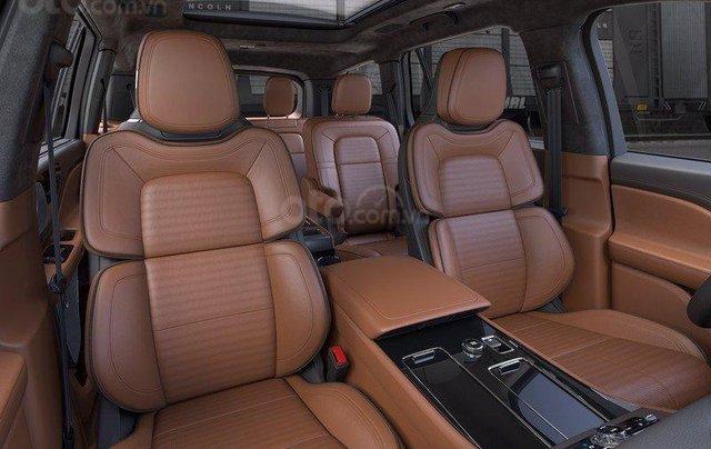 Bán Lincoln Aviator Black Label đời 2021, xe mới 100%9