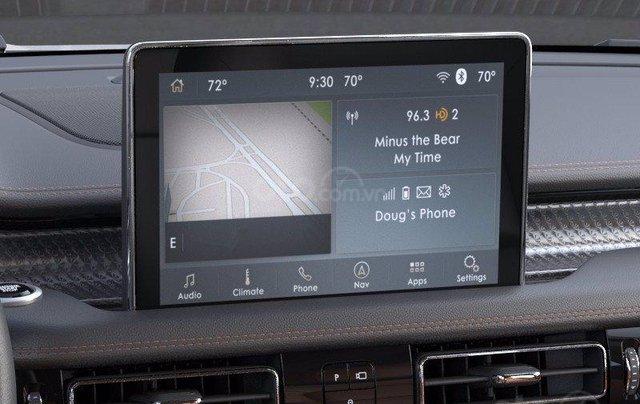 Bán Lincoln Aviator Black Label đời 2021, xe mới 100%12