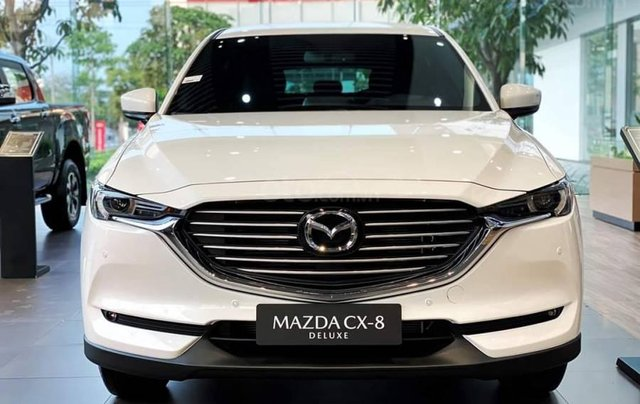 Mazda CX8 2020 xe 7 chỗ tiện nghi an toàn giá tốt, khuyến mại nhiều, hỗ trợ trả góp lãi suất tốt thủ tục nhanh gọn0