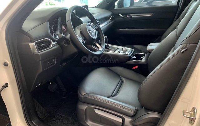 Mazda CX8 2020 xe 7 chỗ tiện nghi an toàn giá tốt, khuyến mại nhiều, hỗ trợ trả góp lãi suất tốt thủ tục nhanh gọn7