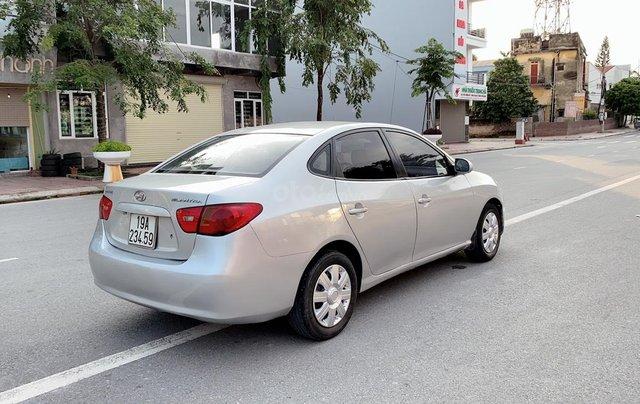 Hyundai Elantra đời 2008, còn mới 98%, bao đẹp4