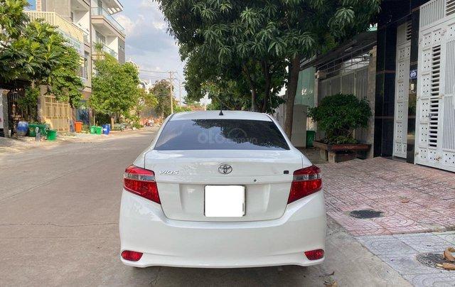 Bán Toyota Vios E sản xuất 2018 màu trắng3