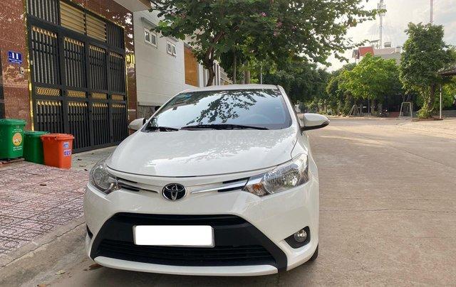 Bán Toyota Vios E sản xuất 2018 màu trắng4