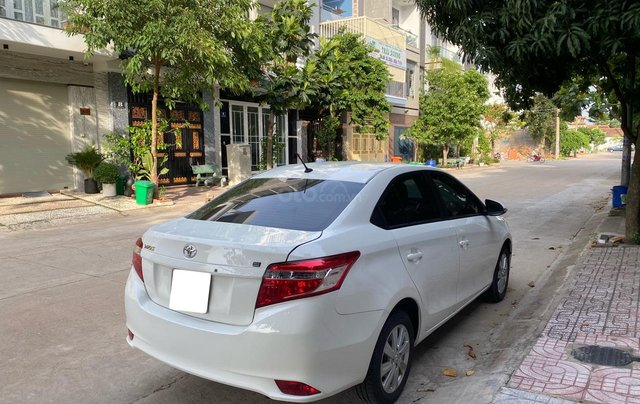 Bán Toyota Vios E sản xuất 2018 màu trắng2