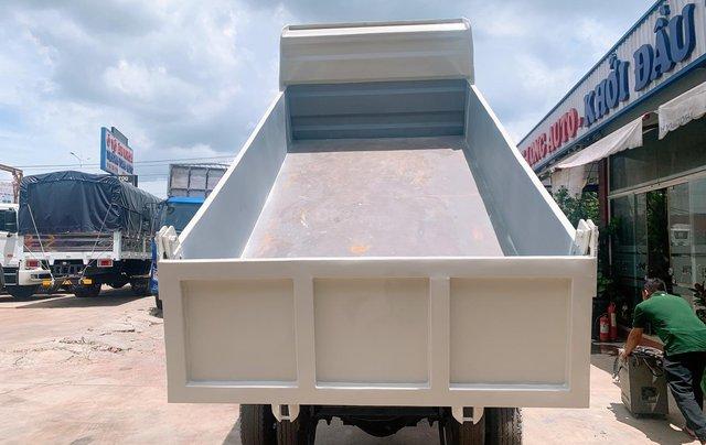 Bán xe tải Hino Dutro Ben tự đổ 4 khối, đời 20162