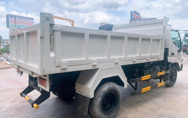 Bán xe tải Hino Dutro Ben tự đổ 4 khối, đời 20167