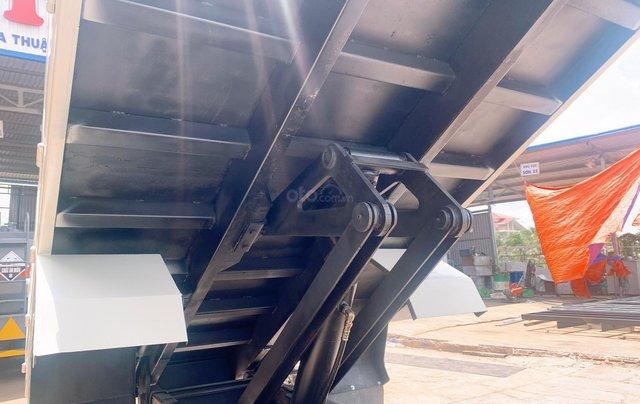 Bán xe tải Hino Dutro Ben tự đổ 4 khối, đời 201610