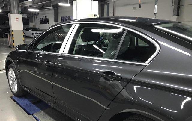 Passat Bluemotion màu xám ghi - Passat chuẩn doanh nhân - Xe nhập 100% từ Đức giá tốt7