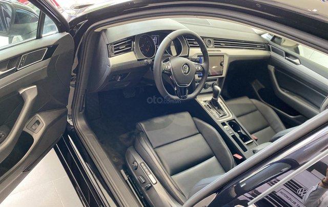 Passat Bluemotion màu đen xe Sedan 5 chỗ nhập khẩu nguyên chiếc từ Đức - Lái cực chất - Khuyến mãi cực khủng mùa dịch9